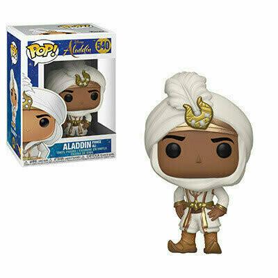 Pop ! Disney 540 - Aladdin - Prince Ali