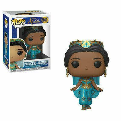 Pop ! Disney 541 - Aladdin - Jasmine