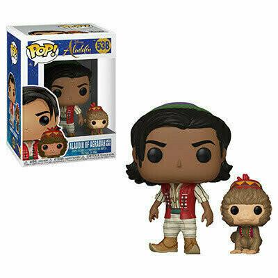 Pop ! Disney 538 - Aladdin - Aladdin with Abu