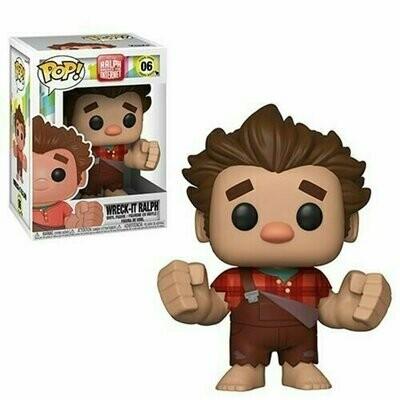 Pop ! Disney 06 - Wreck-It Ralph 2 - Wreck-It Ralph