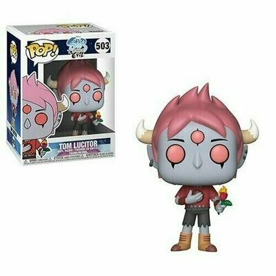 Pop ! Disney 503 - Star vs The Forces of Evil - Tom Lucitor