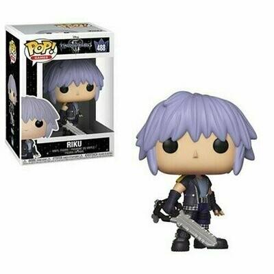 Pop ! Disney 488 - Kingdom Hearts III - Riku