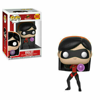 Pop ! Disney 365 - Incredibles 2 - Violet