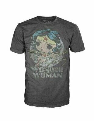 Pop Tees - DC - Wonder Woman Lasso