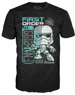 Pop Tees - Star Wars - Riot Control T-Shirt