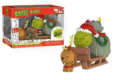 Dorbz Ridez 41 - Dr.Seuss - The Grinch and Max