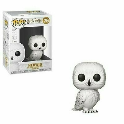 Pop ! 76 - Harry Potter - Hedwig