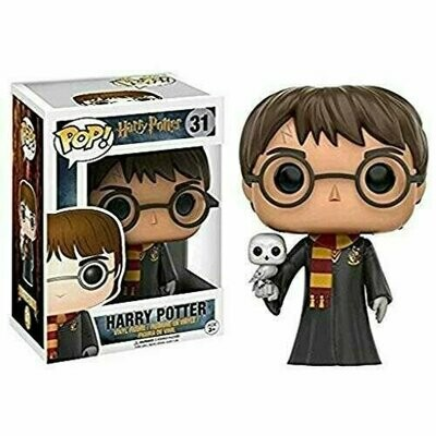 Pop ! 31 - Harry Potter - Harry Potter with Hedwig