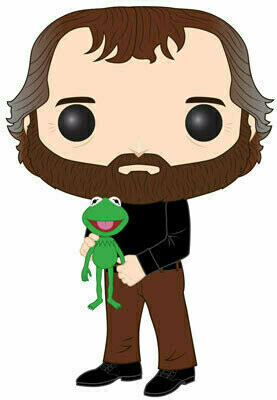 PREORDER 2019-10 Pop ! Icons - Muppets - Jim Henson with Kermit