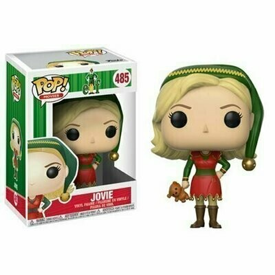 Pop Movies 485 - Elf - Jovie