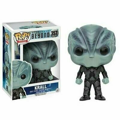 Pop ! Movies 357 - Star Trek Beyond - Krall