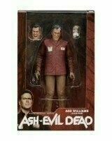 NECA - Ash vs Evil Dead – 7″ Scale Action Figure – Series 1 Ash Williams (Value Stop)