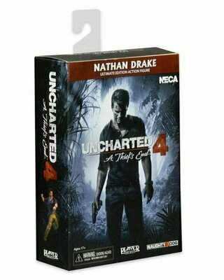 Neca - Uncharted 4 A Thief's End - Nathan Drake Ultimate Edition