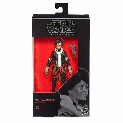 PREORDER 2019-10 Star Wars - The Black Series 6'' W19 #71 - Val (Vandor-1)