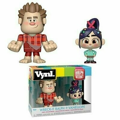 Funko VYNL - Disney - Wreck-It Ralph & Vanellope