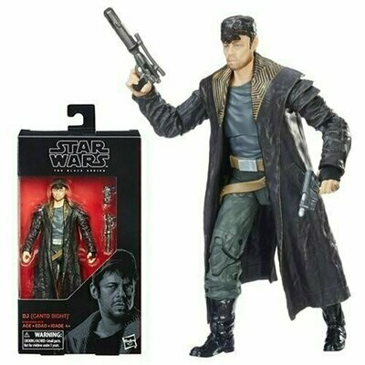 Star Wars - The Black Series 6'' W15 #57 - DJ (Canto Bight)