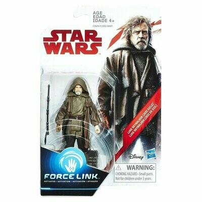 Star Wars - The Last Jedi 3.75 - Luke Skywalker (Jedi Exile)