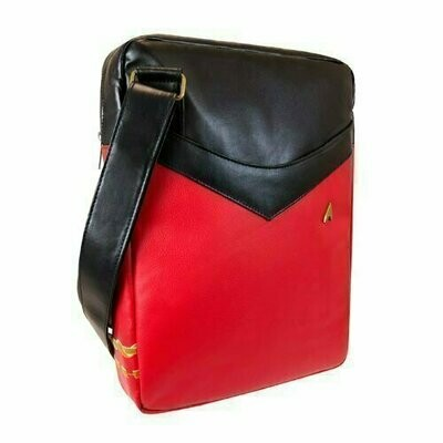 Star Trek - The Original Series Red Uniform Messenger Bag