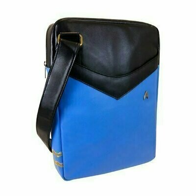 Star Trek - The Original Series Blue Uniform Messenger Bag