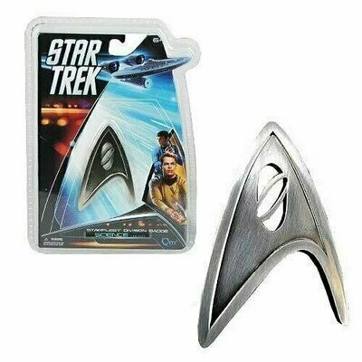 Star Trek - Starfleet Science Division Badge Prop Replica