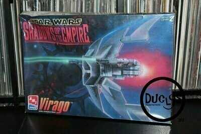 Star Wars - AMT ERTL - Model Kit - Virago Shadow Of The Empire (Sealed)