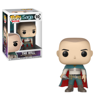 Pop ! Comics 10 - Saga - The Will