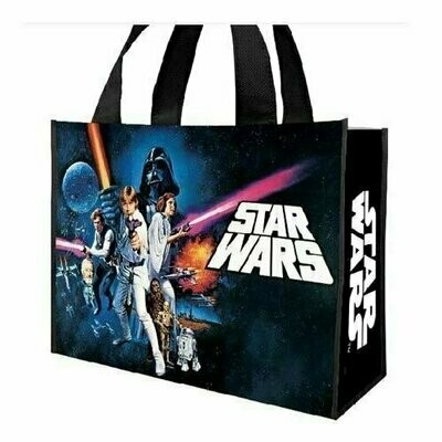 Star Wars - A New Hope Large Shopper Tote Bag