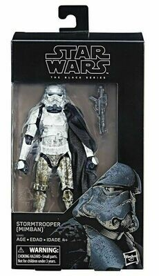 Star Wars - The Black Series 6'' #00 - Stormtrooper (Mimban) (Exclusive)