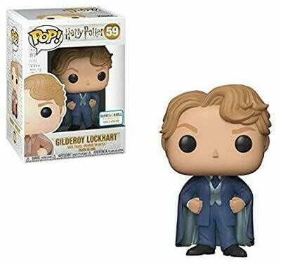 Pop ! 59 - Harry Potter - Gilderoy Lockhart (Barnes & Noble Exclusive)