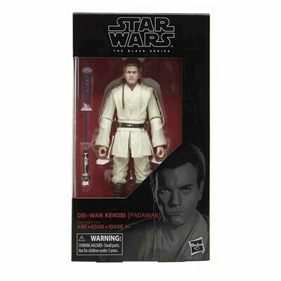 Star Wars - The Black Series 6'' W21 - Obi-Wan Kenobi (Padawan)
