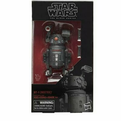 Star Wars - The Black Series 6'' W21 - BT-1 (Beetee)