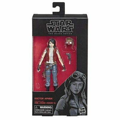 Star Wars - The Black Series 6'' W21 - Doctor Aphra