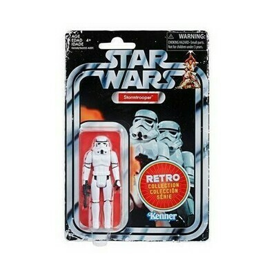 Star Wars - Retro Collection - Stormtrooper