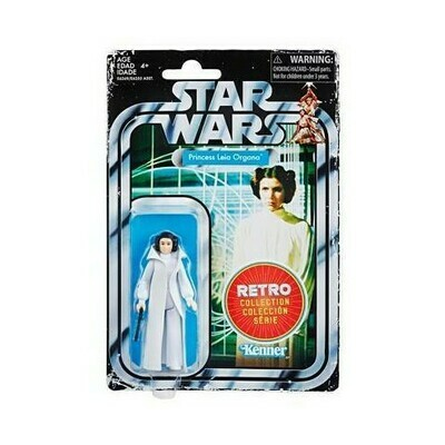 Star Wars - Retro Collection - Princess Leia Organa