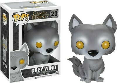 Pop ! Game of Thrones 23 - Grey Wind
