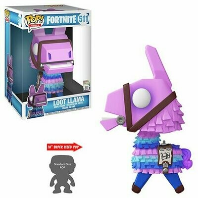 Pop ! Games 511 - Fortnite - Loot Llama (10-inches)