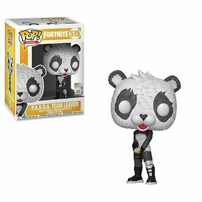 Pop ! Games 515 - Fortnite - P.A.N.D.A. Team Leader (Panda)
