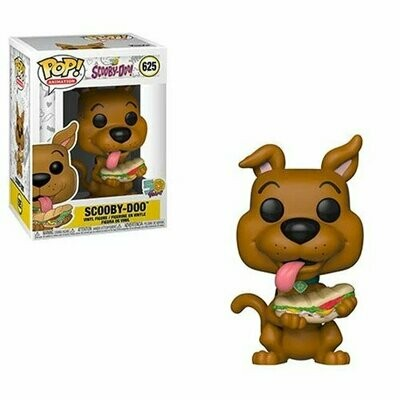 Pop ! Animation 625 - Scooby Doo with Sandwich