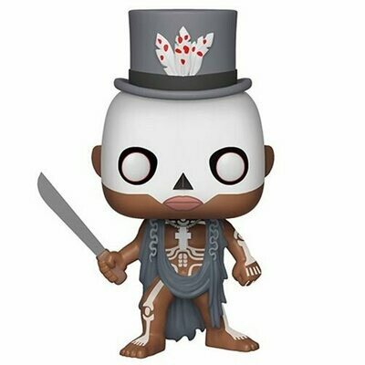 PREORDER 2019-10 Pop ! Movies - James Bond - Baron Samedi