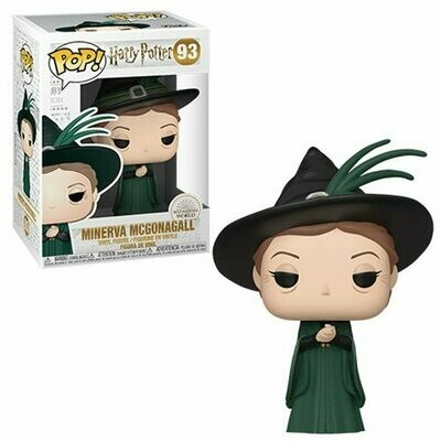 PREORDER 2019-11 Pop ! 93 - Harry Potter - Minerva McGonagall Yule Ball