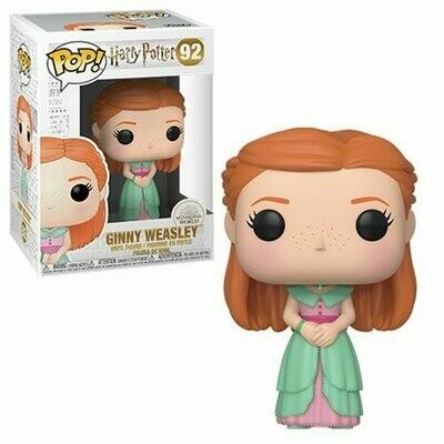 PREORDER 2019-11 Pop ! 92 - Harry Potter - Ginny Weasley Yule Ball