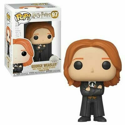 PREORDER 2019-11 Pop ! 97 - Harry Potter - George Weasley Yule Ball
