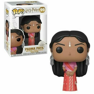 PREORDER 2019-11 Pop ! 99 - Harry Potter - Padma Patil Yule Ball