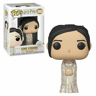 PREORDER 2019-11 Pop ! 98 - Harry Potter - Cho Chang Yule Ball