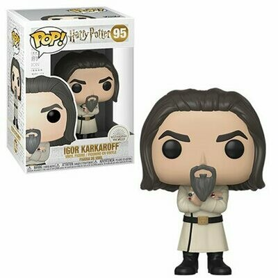 PREORDER 2019-11 Pop ! 95 - Harry Potter - Igor Karkaroff Yule Ball