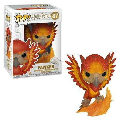 Pop ! - Harry Potter - Fawkes