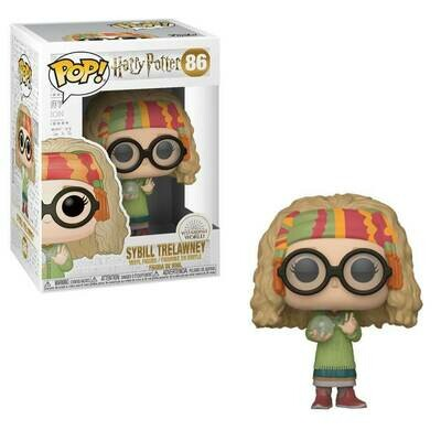 Pop ! - Harry Potter - Professor Sybill Trelawney