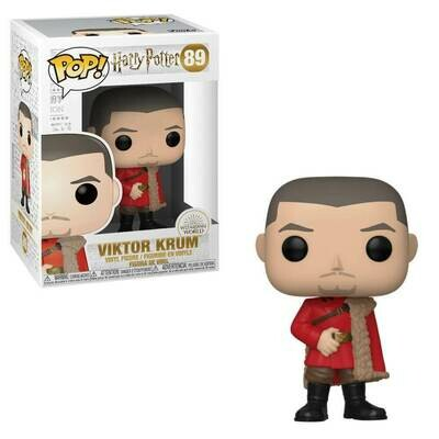Pop ! - Harry Potter - Viktor Krum Yule Ball
