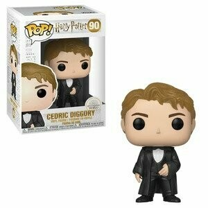 Pop ! - Harry Potter - Cedric Diggory Yule Ball