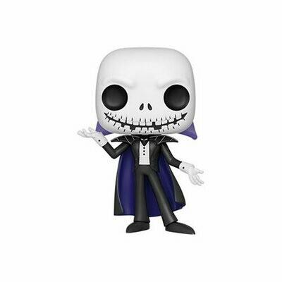 Pop ! Disney 598 - Nightmare Before Christmas - Vampire Jack
